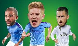 Paddy Power - £5 free bet on Man City v Real Madrid (new and existing customers)