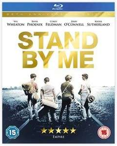 [Blu-Ray] Stand By Me (25th Anniversary Edition) - £4.99 delivered @ Zoom