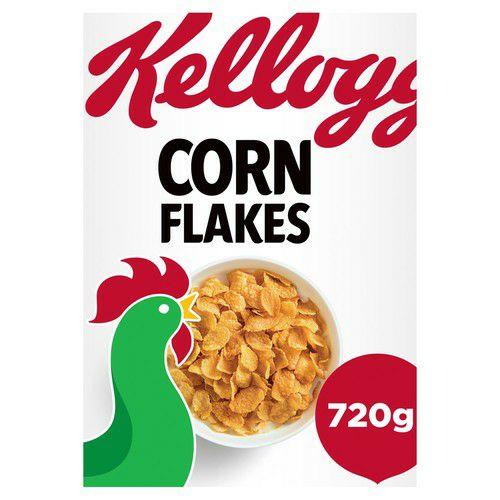 Kellogg's Corn Flakes 720g(£0.28per 100g) £2.00 @ Morrisons
