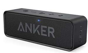 Anker SoundCore 24-Hour Playtime Bluetooth Portable Speaker 10W Output, Rich Bass - £25.49 Sold by AnkerDirect and Fulfilled by Amazon