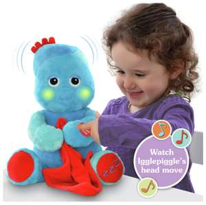 In The Night Garden Sleepy Time Iggle Piggle Plush Soft Toy 28cm - £18.50 free collection / £3.95 p&p at Argos