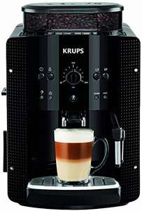 Krups EA8108 fully automatic espresso coffee machine with CappuccinoPlus milk nozzle £180 delivered to the UK @ Amazon De