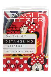 Tangle Teezer Minnie Mouse / Mickey Mouse / Disney Princess, or Star Wars Compact Styler - £6.99 with free click and collect @ Argos.