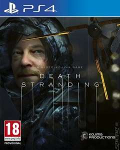 Death Stranding (PS4) £16.91 (Preowned) Delivered using code @ Music Magpie