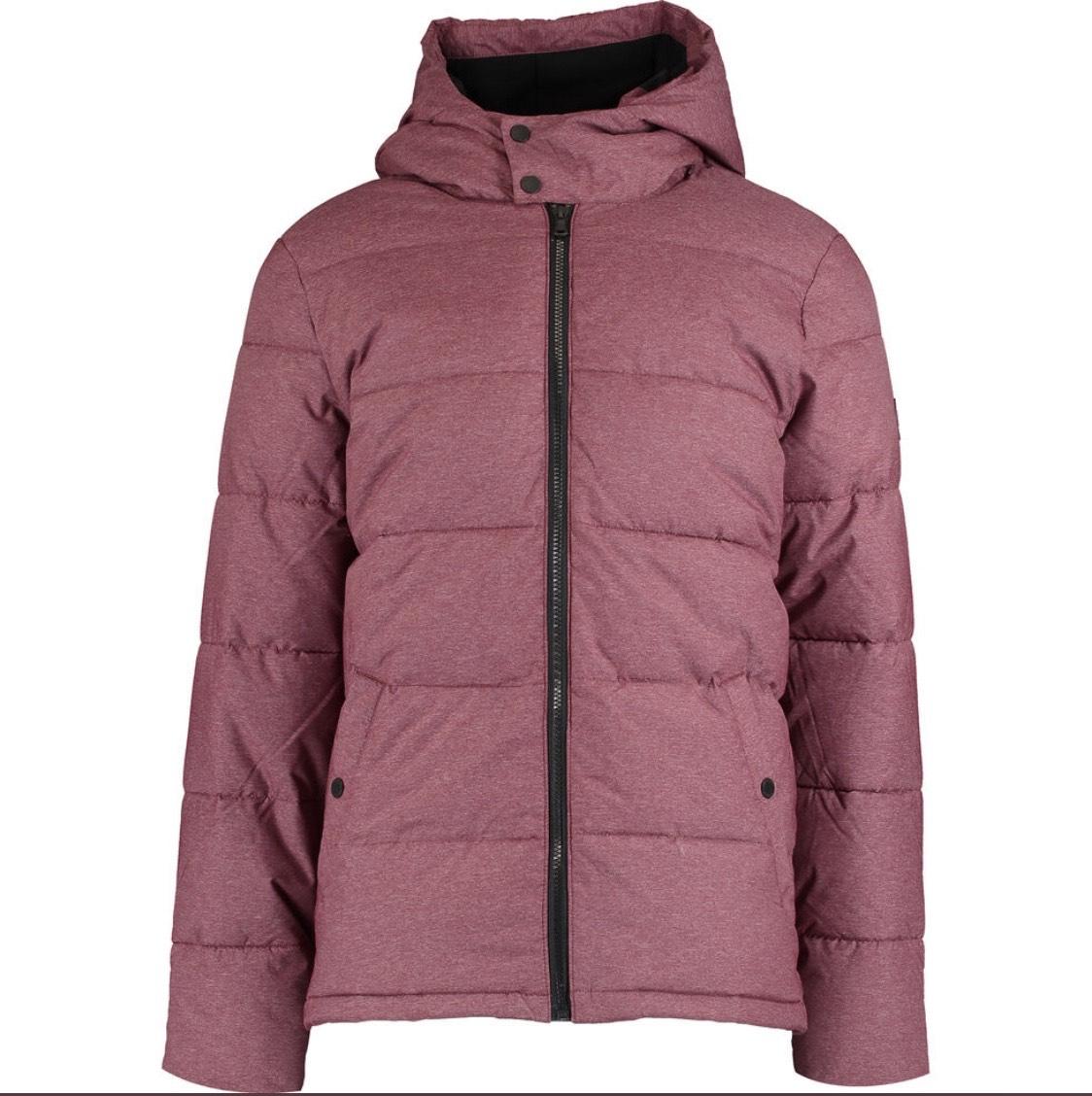 ORIGINAL PENGUIN Purple Heather Padded Jacket £51.98 delivered at TK Maxx