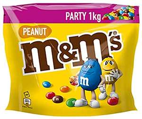 M&M's Peanut 1kg Pouch £5.86 @ Costco (Chingford)