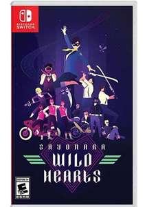 Sayonara Wild Hearts (Nintendo Switch) Pre-Order £28.85 delivered at Base