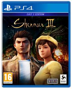 Shenmue III: Day One Edition (PS4) for £14.85 delivered @ Simply Games