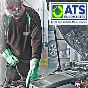 ATS Euromaster R134A refrigerant Car Air-con recharge (Most vehicles registered before 1 Jan 2017) £38.99 at Groupon