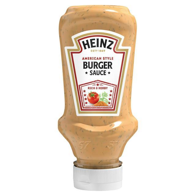 Heinz Burger Sauce 220ml - £1 @ Sainsbury's