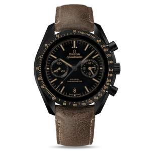 Omega Speedmaster Moonwatch Co-Axial Chronograph 44.25mm Watch £6100 at Lister Horsfall