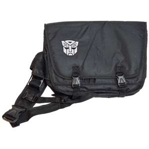 Transformers Messenger Bag and T-Shirt - £12.99 + £1.99 delivery / free for Red Carpet member @ Zavvi