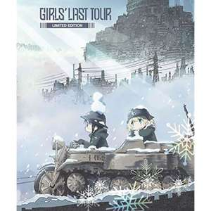 Small summer sale from Anime-On-Line e.g. Girls last tour - down to £31.99 delivered