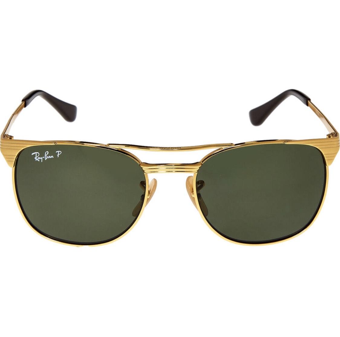 Ray Ban Kids Gold Tone Sunglasses - £39.99 / £43.98 delivered @ TK Maxx