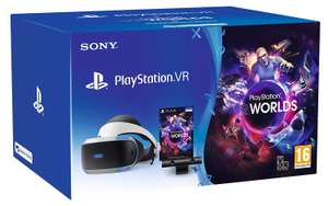 PlayStation VR PSVR V2 Starter Pack + VR Worlds - £152.38 [Like New, Damaged Packaging] (£156.19 fee free) @ Amazon Warehouse, Germany