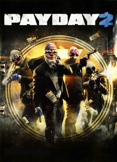 PayDay 2 PC / Steam Key GLOBAL - £1.74 @ Eneba