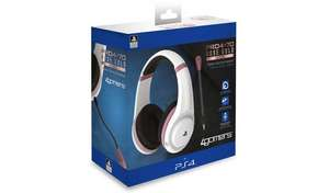 4Gamers Officially Licensed PS4 Headset - Rose Gold £8.99 click and collect at Argos Redditch