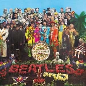 The Beatles - Sgt. Pepper's Lonely Hearts Club Band [VINYL] £15 (+£4.49 Non Prime) @ Amazon