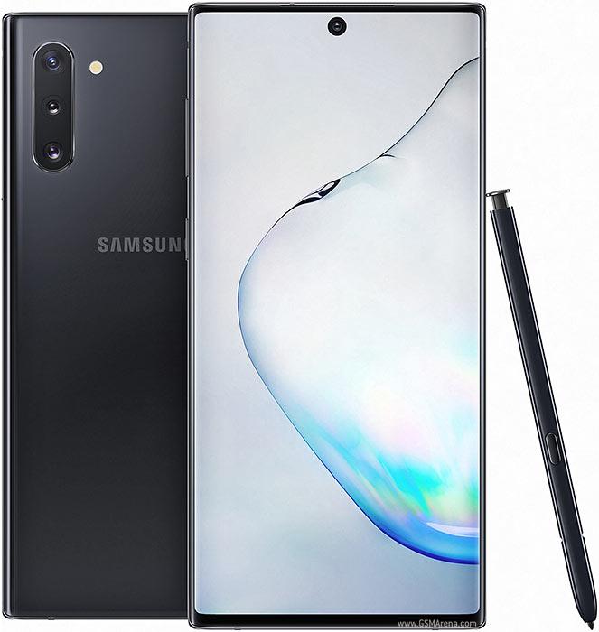 Samsung Galaxy Note 10 256GB 8GB RAM Dual SIM - £572 @ Wow Camera