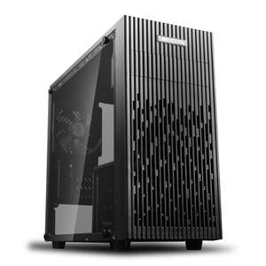 DEEPCOOL MATREXX 30 Tempered Glass MicroATX PC Case, £24.98 delivered at Scan