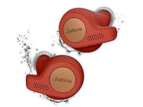 Jabra Elite Active 65t Earbuds (Copper Red) - £97 delivered - @ Amazon
