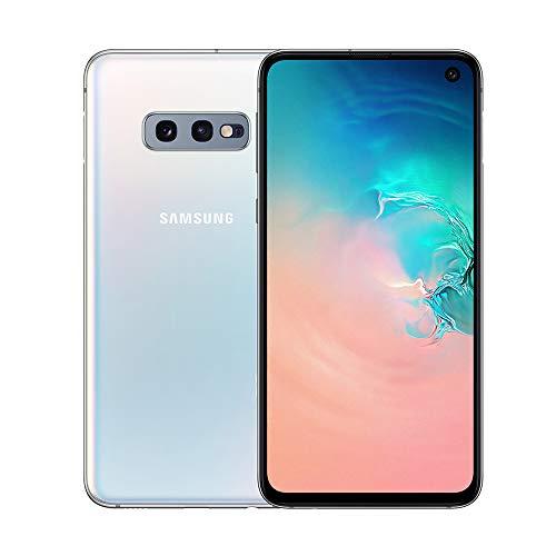 Samsung Galaxy S10e 128 GB Hybrid-SIM Android Smartphone - White (UK Version) - £349.95 delivered @ Amazon