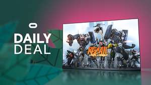 Oculus Quest - Robo Recall Daily Deal, plus 2 new Duo Packs; Red Matter + Space Pirate Trainer and Fit XR + Tennis - £15.99 @ Oculus Store