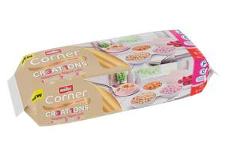 Asda Muller 6 Pack Corner Creations Raspberry Yogurts - £1 instore (Pentwyn)