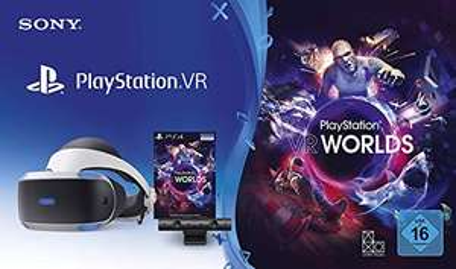 PlayStation VR PSVR V2 Starter Pack + VR Worlds - £153.31 [Like New, Damaged Packaging] (£147 fee free) @ Amazon Warehouse, Germany