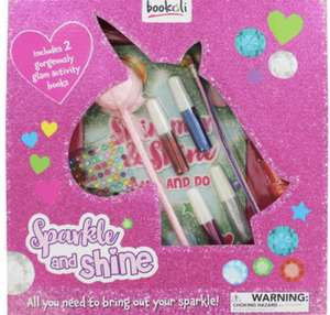 Sparkle And Shine Box Set £4.99 Delivered @ The Works