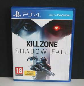 Killzone: Shadow Fall - New/Not Sealed - £3.97 + Free Delivery @ Ebay / inspire-video-games