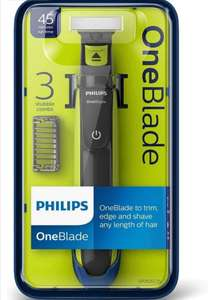 Philips OneBlade QP2520 hybrid Trimmer - £16.99 with code (+£1.50 C&C) @ Boots