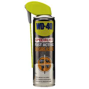 WD-40 specialist degreaser 250ml £1.69 (Click & Collect) @ Euro Car Parts