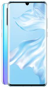 Huawei P30 Pro 128gb + 100GB Data No Upfront £32pm With £25 Auto Cashback Three (24m) - £768/£743 With Cashback @ Fonehouse