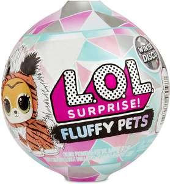 Lol Surprise Pets 2 for £7 (+£4.49 Non Prime) @ Amazon