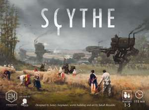 Scythe Board Game £49.39 with code @ playboardgames