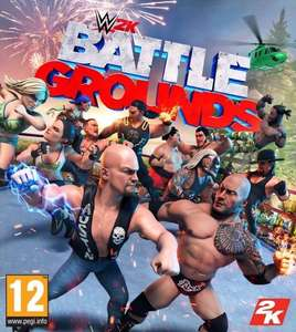 WWE 2K Battlegrounds PS4/Switch Preorder £28.95 @The Game Collection