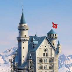 Castle of Mad King Ludwig - £1.99 down from £7.99 @ iOS App Store