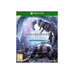 [Xbox One] Monster Hunter World: Iceborne - Master Edition - £24.95 delivered @ The Game Collection
