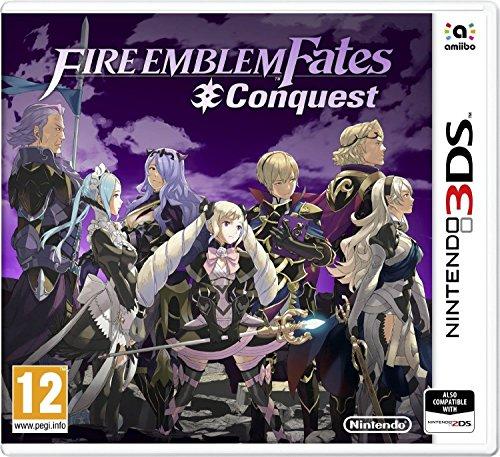 Fire Emblem Fates: Conquest (Nintendo 3DS) for 99p (Prime) / £3.98 (NP) delivered @ Amazon