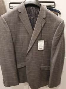 Suit complete for £20 at Matalan Swinton Manchester