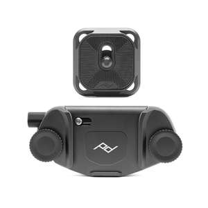 Peak Design Capture camera Clip in Black or Silver £54 @ Absolute-Snow.co.uk - Sign up to newsletter and get an extra 10% off