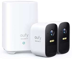 eufy Security, eufyCam 2C Wireless Home Security Camera System £169.99 Sold by AnkerDirect and Fulfilled by Amazon