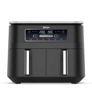 Ninja Dual Zone Airfryer Big Deal Price £139.95 Delivered @ QVC UK & if New & Not Using Easy Pays Use code FIVE4U to get £5 off this price