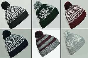 Mens Ladies Acrylic Beanie Hats 99p / Mens Ladies Acrylic Gloves 99p delivered @ xpaccessories ebay