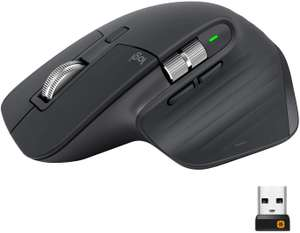 Logitech MX Master 3 Advanced Wireless Mouse - £73.35 delivered @ Amazon Italy