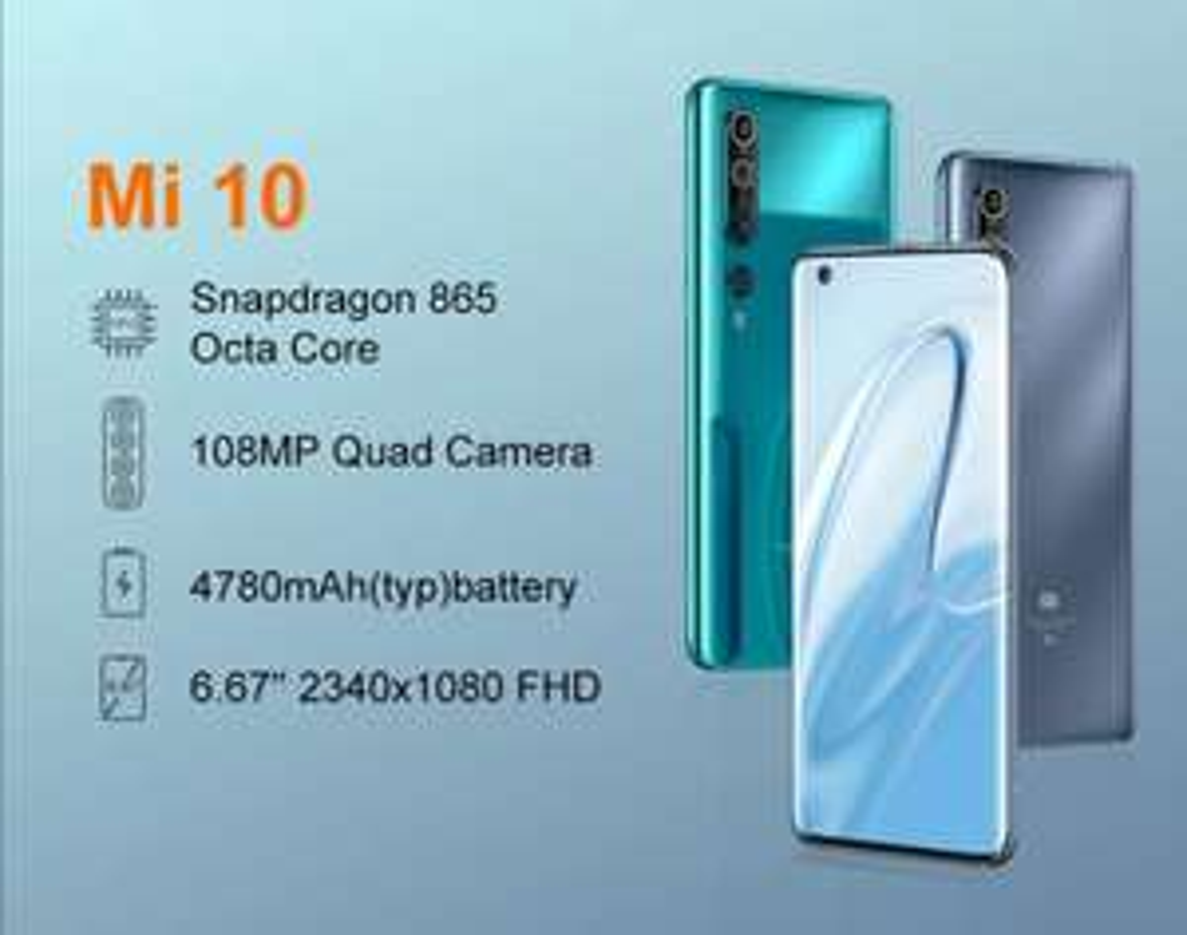Global Version Xiaomi Mi 10 8GB 128GB Smartphone 5G - £448.37 Shipped From Spain @ Xiaomi Mi Store / Aliexpress