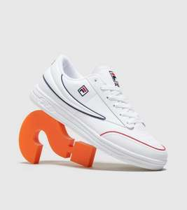 Fila Tennis 88 classic trainers (most sizes) for £33.99 delivered @ Size?