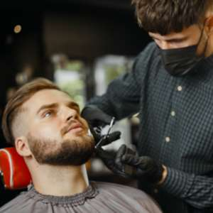 FREE Haircut in Manchester City Centre & London by London school of barbers with code