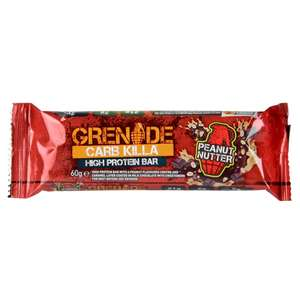 Grenade protein bars - £1.10 in-store at Costa Mon-Wed only